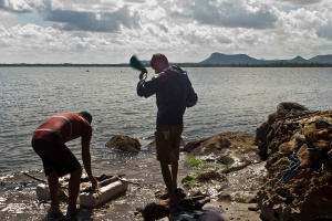 Fishing in Gibara